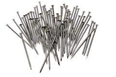 Stahlnägel Stockbilder