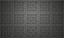 Stahlplatten-Hintergrund Stockfotografie