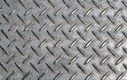 Stahlplattenbeschaffenheit Stockfotos