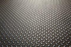 Stahlplattenhintergrund Lizenzfreie Stockfotos