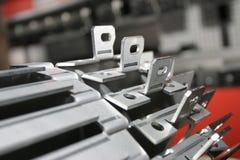 Stahlprodukt Lizenzfreie Stockfotografie