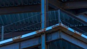 Stahlrahmen Lizenzfreie Stockbilder