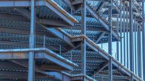 Stahlrahmen Stockfotografie