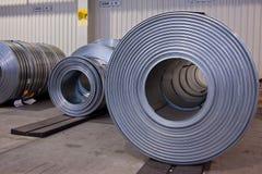 Stahlspeicher Lizenzfreies Stockfoto