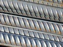 Stahlstäbe Lizenzfreie Stockfotografie