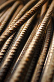 Stahlstäbe Lizenzfreies Stockbild