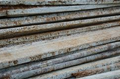 Stahlstange Stockfotos