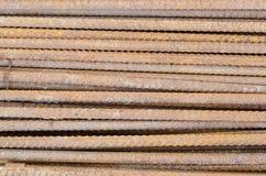 Stahlstangenrost Stockbild
