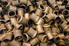 Stahlteile Lizenzfreies Stockfoto
