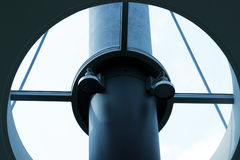 Stahlträger lizenzfreies stockfoto