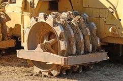 Stahlverdichtungsgerät Lizenzfreies Stockfoto
