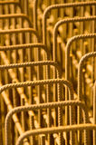 Stahlverstärkung Stockfotografie