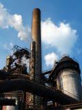 Stahlwerk Lizenzfreie Stockbilder