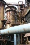 Stahlwerk Vitkovice Stockbild