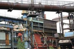 Stahlwerk Vitkovice Lizenzfreie Stockfotos