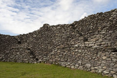 Staigue stone fort Royalty Free Stock Photo