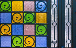 Stain glass Royalty Free Stock Photos
