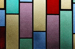 Stain Glass Window stock images