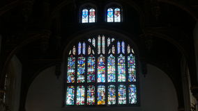 Stain Glass Windows Stock Images