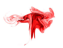 Stain From Ink Royalty Free Stock Photo