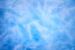 Stain of a paint Venetian bright Blue turquoise marine ice abstract texture background Stock Photo