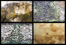 Stain wall Royalty Free Stock Images