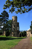 Stainborough Castle Stock Photo