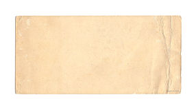 Stained Antique Paper Royalty Free Stock Image
