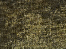 Stained burlap Royalty Free Stock Photo