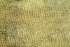 Stained canvas Royalty Free Stock Photography
