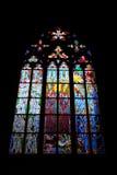 Stained-glass παράθυρο Στοκ Φωτογραφίες
