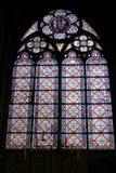 Stained-glass παράθυρο Στοκ φωτογραφίες με δικαίωμα ελεύθερης χρήσης
