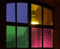 Stained-glass royalty-vrije stock fotografie
