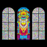 Stained-glass Royalty Free Stock Photo