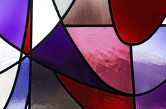 Stained Glass 4 Royalty Free Stock Image