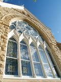 Stained glass. Window Royalty Free Stock Image