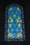 Stained-glass Στοκ εικόνα με δικαίωμα ελεύθερης χρήσης