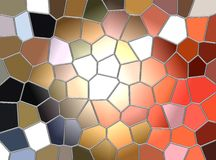 Stained glass background Stock Photos