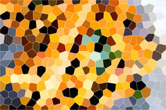 Stained glass background Royalty Free Stock Photo