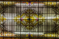 Stained Glass Buenos Aires Royalty Free Stock Photos