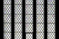 Stained glass in a church Stock Image