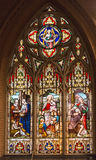 Stained Glass Church of the Redeemer, Toronto Stock Photos