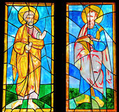 Stained Glass Stock Photography