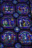Stained Glass, Glass, Pattern, Window royalty free stock photography