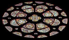Stained Glass, Glass, Window, Material stock image