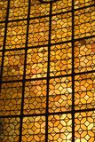 Stained glass at Les Invalides Royalty Free Stock Photo