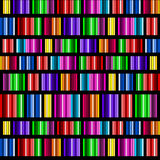 Stained Glass Spectrums stock illustration