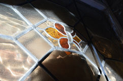 Stained glass in the sun royalty free stock images