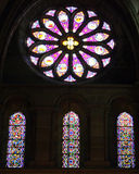 Stained-glass Window 1 Royalty Free Stock Photo