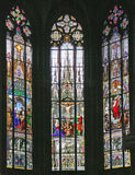 Stained-glass Window 10 Royalty Free Stock Photography
